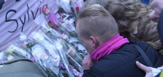 Marche blanche pour Sylvia Auchter: «On vit encore dans la peur»