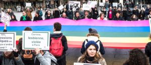 «Les femmes lesbiennes, bi et trans sont aussi victimes de violence»