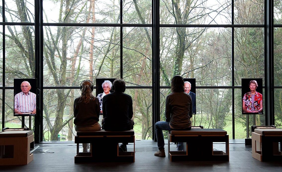 «Qu'avez-vous vécu à 21 ans?»: introspection collective avec Mats Staub au Maillon