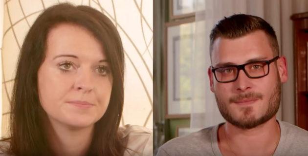"""Fanny Jaeck et Cédric Cuntzmann ont été entendus par la police pendant de longues heures. (Photo : """"CHU de Strasbourg : l'art du camouflage""""  / Capture d'écran)"""