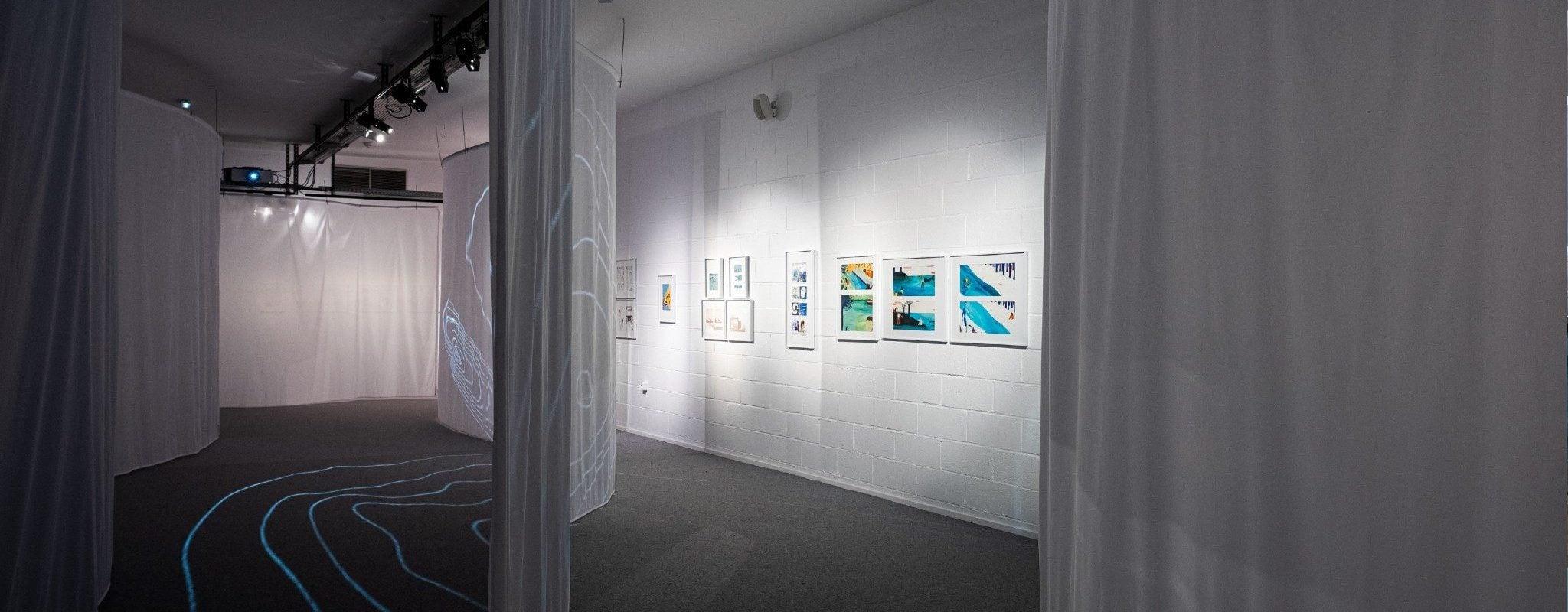De la larme à l'océan : l'eau en bande dessinée à la fondation François Schneider