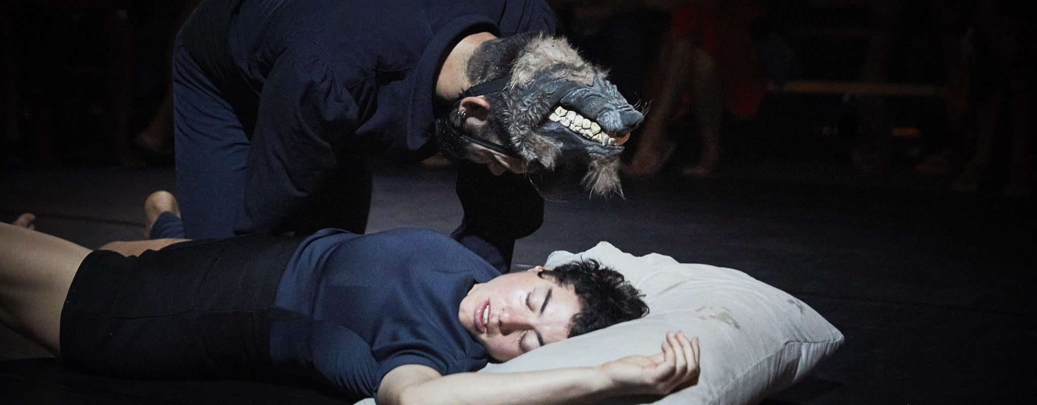Strach, le cirque qui explore la peur au Maillon