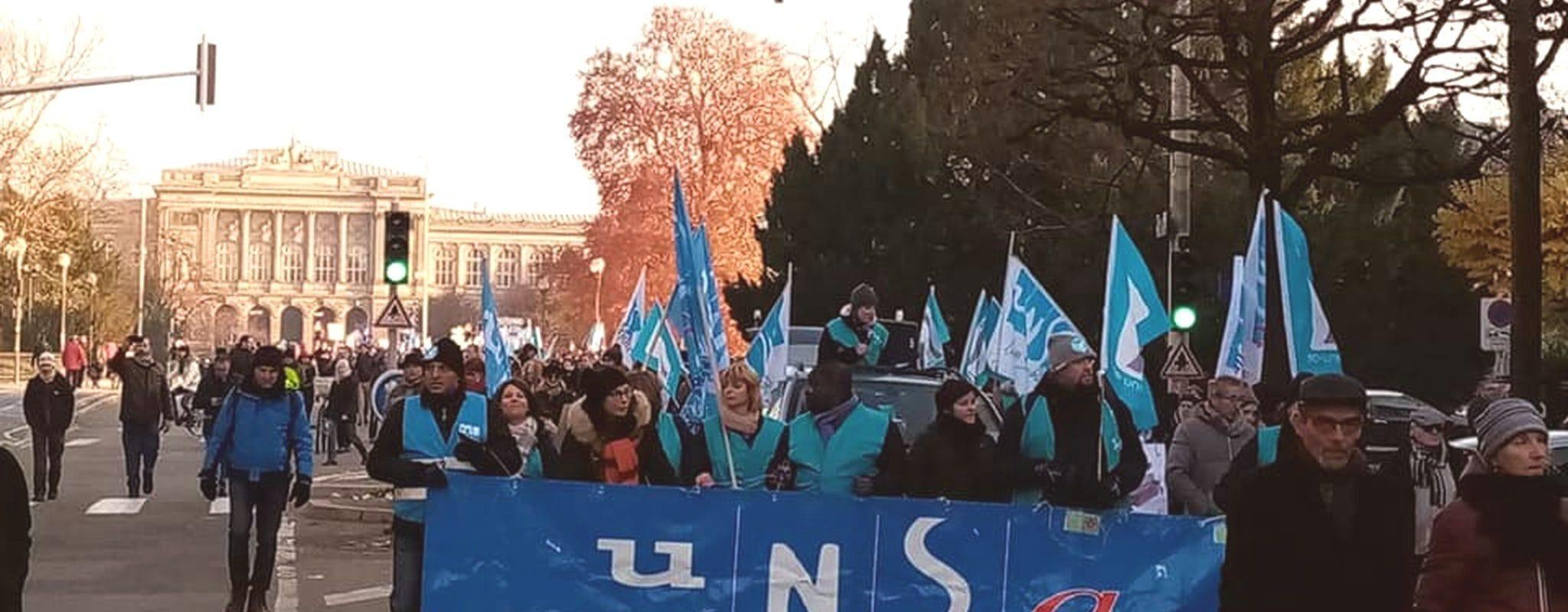 Perturbations limitées pour le début de grève à la CTS les 24 et 25 décembre
