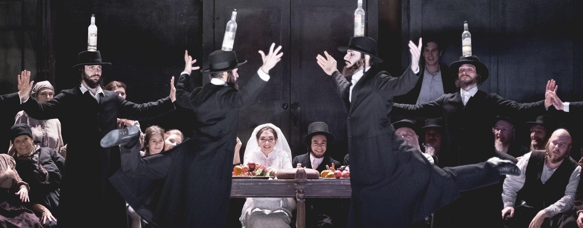 À l'Opéra du Rhin, la fuite des juifs se joue sur un air de violon