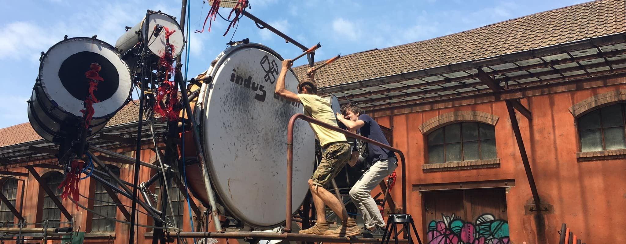 Le succès de Motoco à Mulhouse, une piste pour l'avenir des friches culturelles