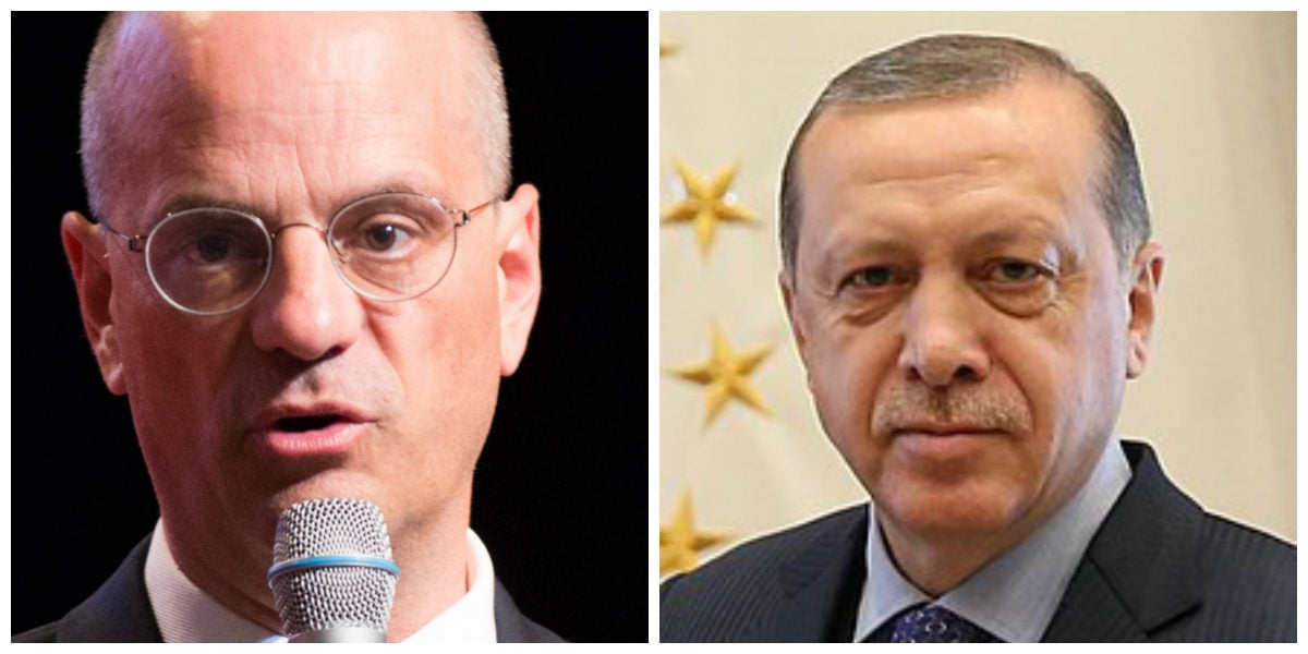 En Alsace, la réforme Blanquer fait les affaires d'Erdogan