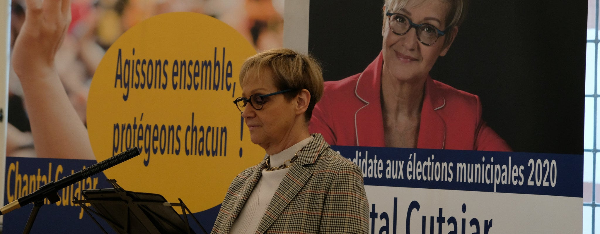 Chantal Cutajar officialise sa candidature aux municipales