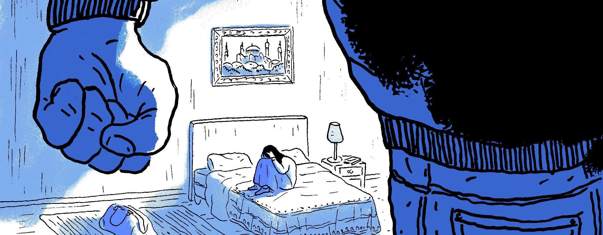 «Tu ne sortiras pas vivante de cette maison». Harcelée par son ex-mari, une Strasbourgeoise raconte son calvaire