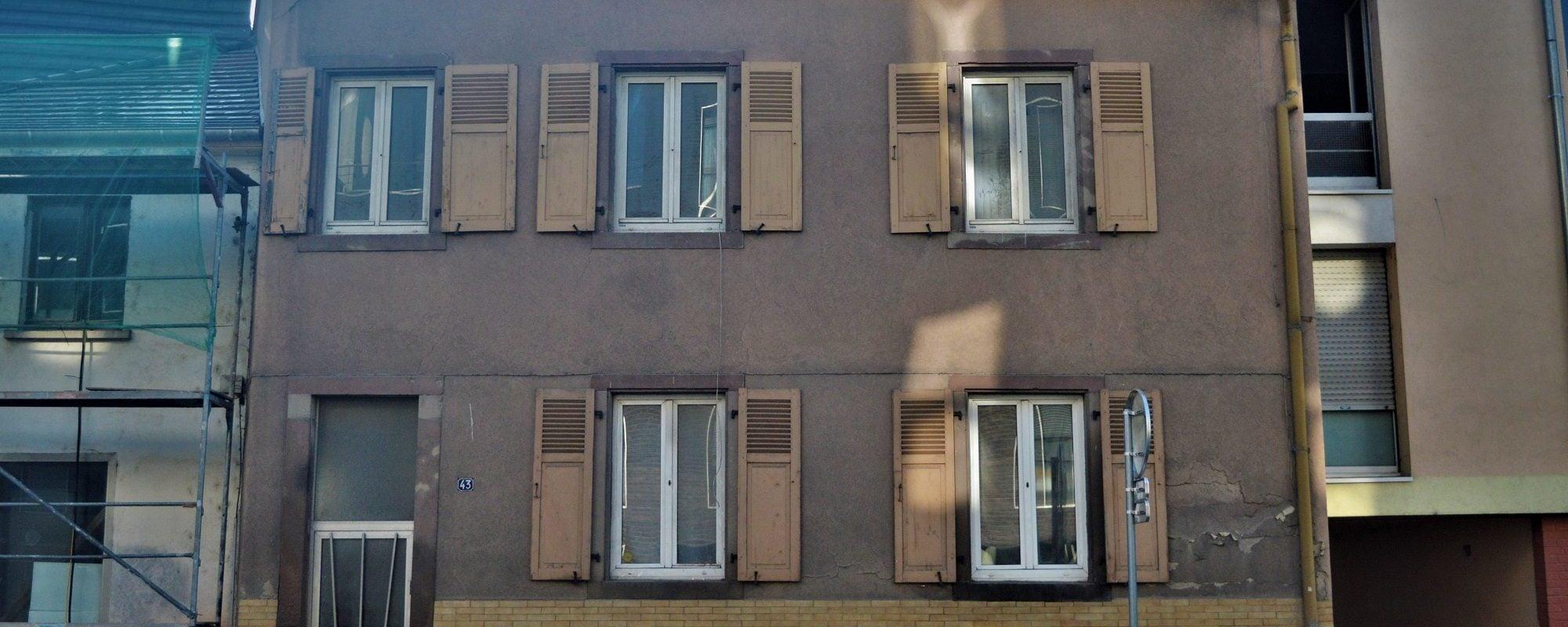 Un nouveau squat d'hébergement et d'activités culturelles ouvre à Cronenbourg