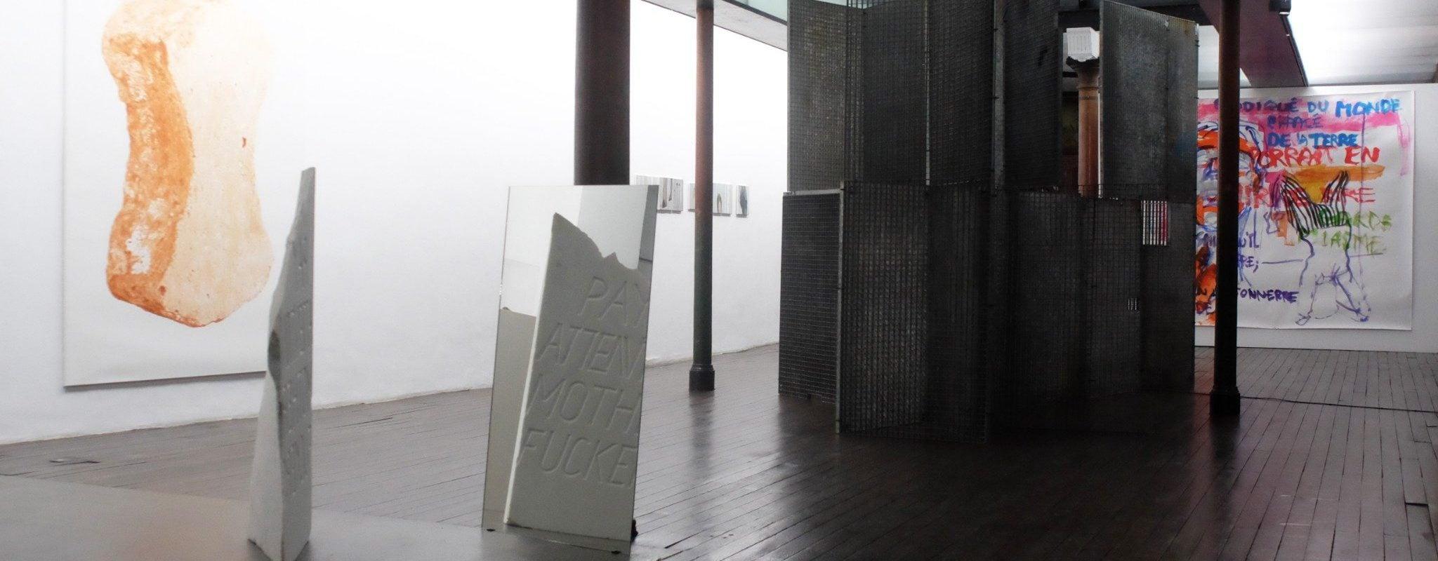 «Il ne faut pas en vouloir aux événements»: une exposition énigmatique au CEAAC