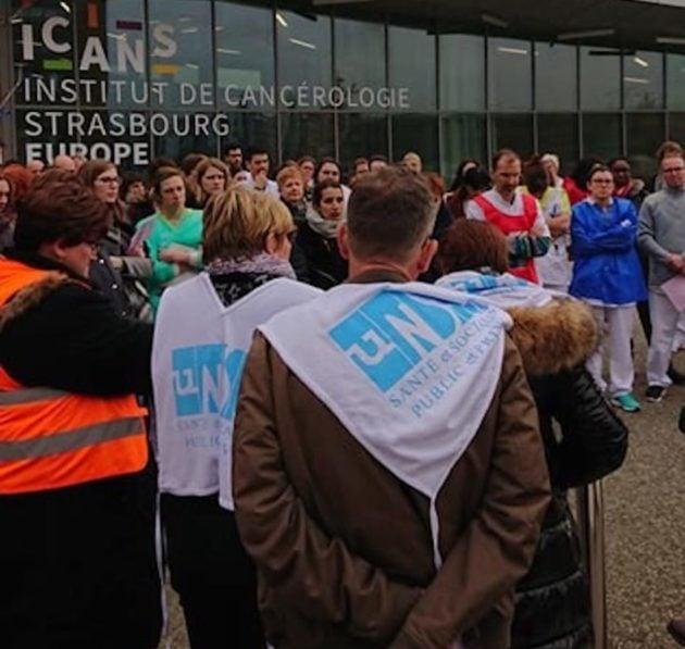 Le 19 décembre 2019, les quatre syndicats présents au sein de l'ICANS (FO, CFDT, CFE-CGC, UNSA) dénonçaient l'épuisement professionnel vécu par le personnel et le manque d'écoute de la direction.