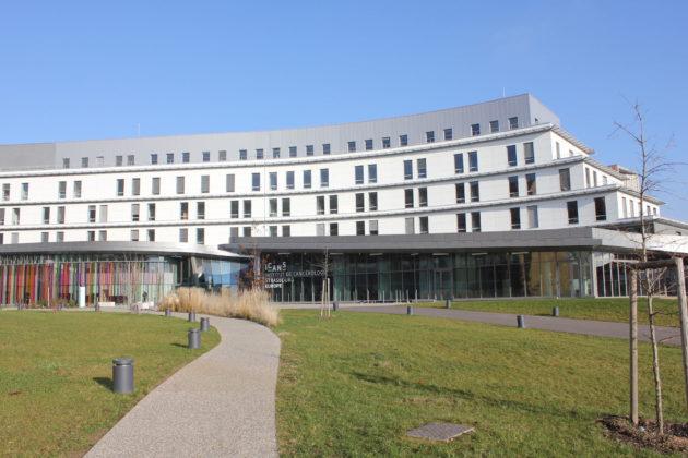 Pour les représentants syndicaux de l'ICANS, le nouvel Institut de cancérologie de Strasbourg Europe est démesuré par rapport au nombre de salariés censés le faire fonctionner.