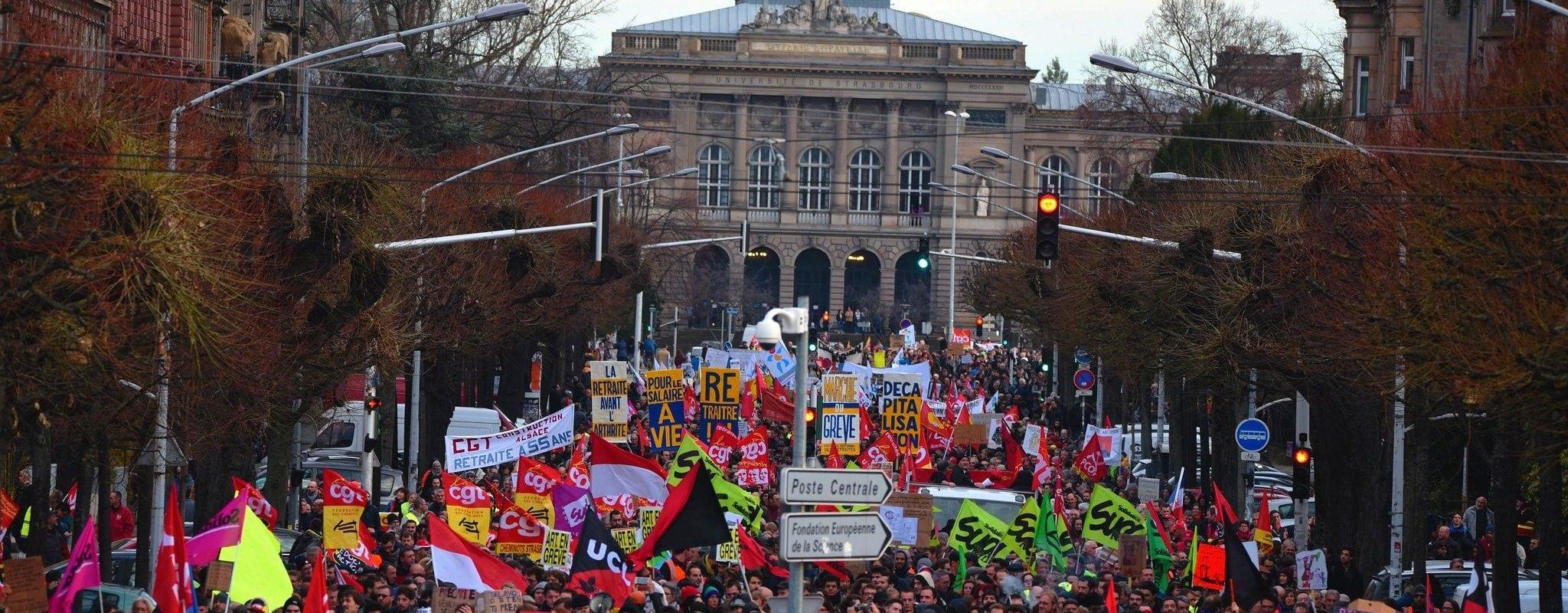 Cinquième mobilisation jeudi contre la réforme des retraites