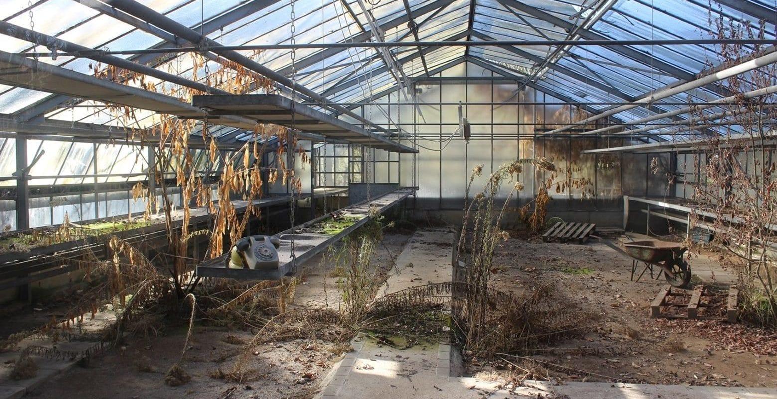 Plus de dix ans d'abandon pour l'ancien hôpital psychiatrique de Hoerdt