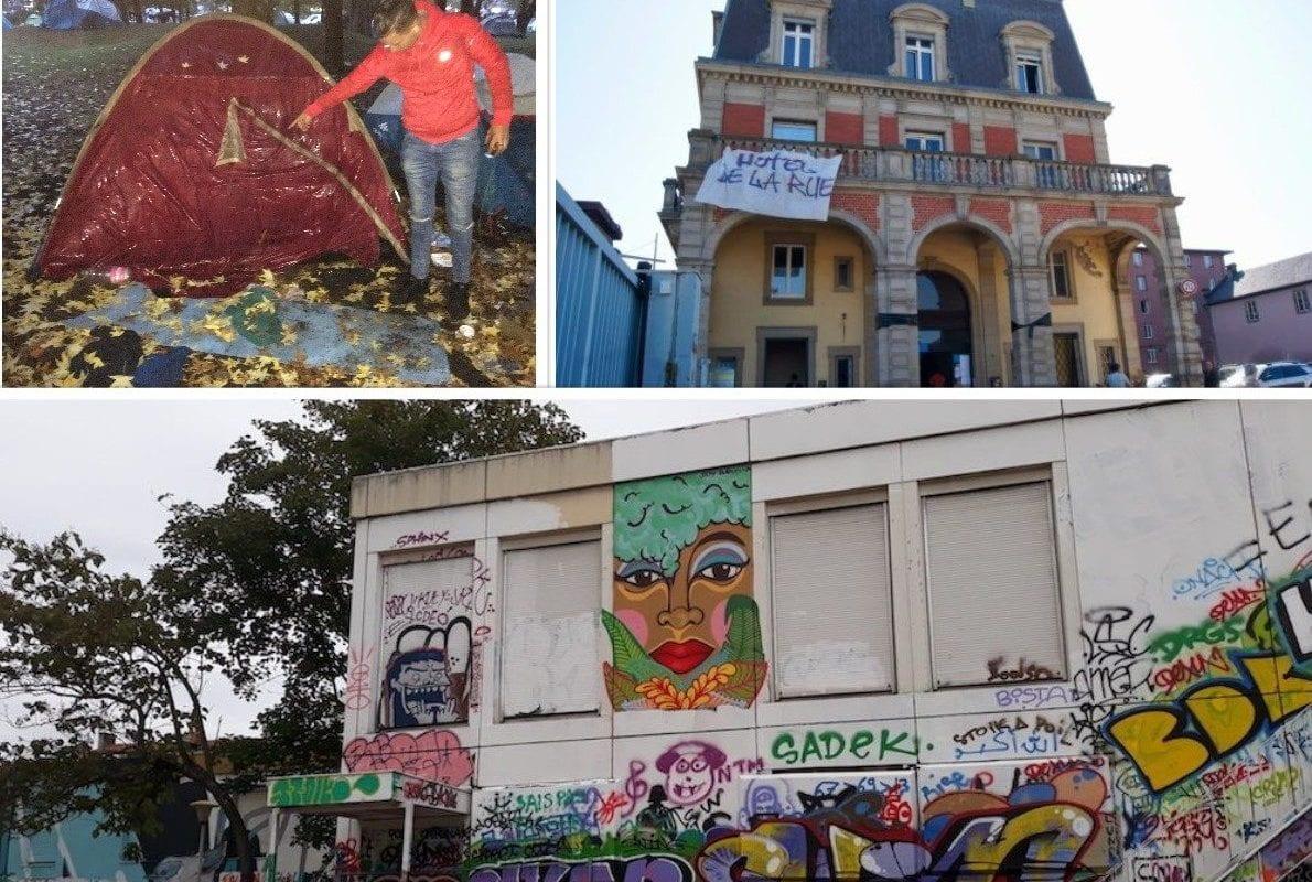 #Enjeux 2020 – Sans-abri : Bordeaux, Lyon et Strasbourg peinent face à l'urgence