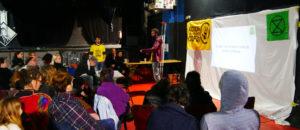 Au Molodoï, une formation à la désobéissance civile pour apprendre une non-violence «bienveillante mais ferme»