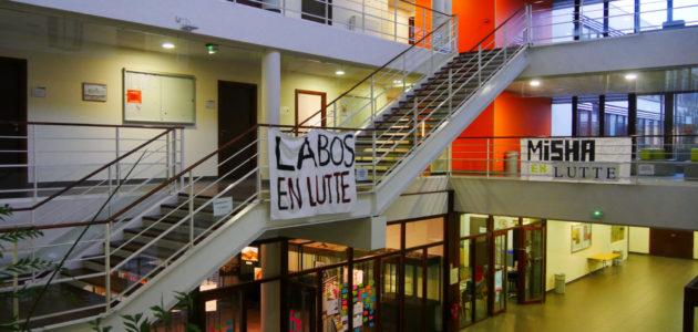 Chercheurs et enseignants se mobilisent contre une future «précarité institutionnalisée» à l'Université