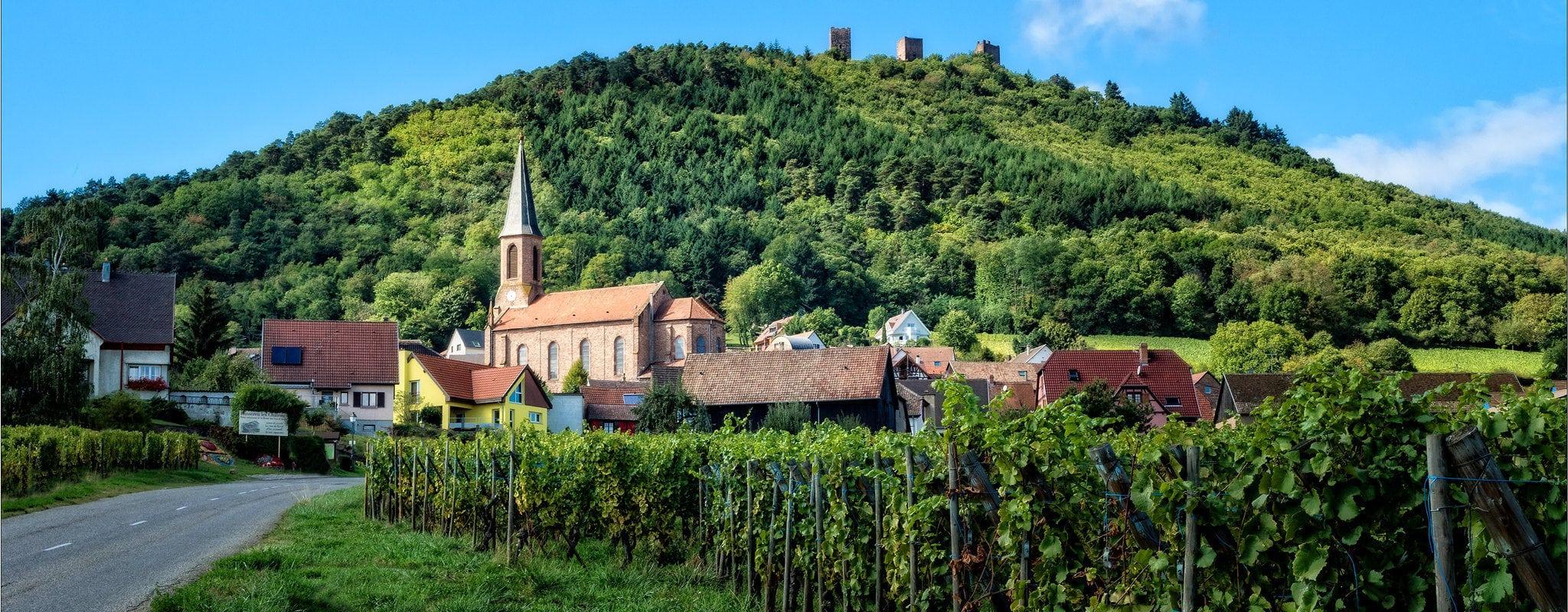 Municipales: Les principaux résultats d'Alsace