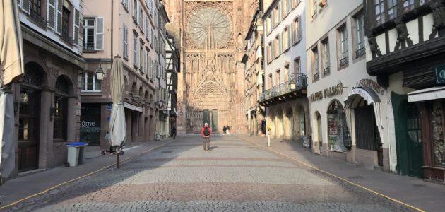Face au reconfinement, la Ville de Strasbourg se veut rassurante : maintien des services publics et du lien social