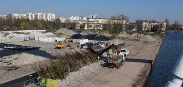 La reprise des chantiers suspendue à un protocole «pour ceux qui peuvent et ceux qui veulent»