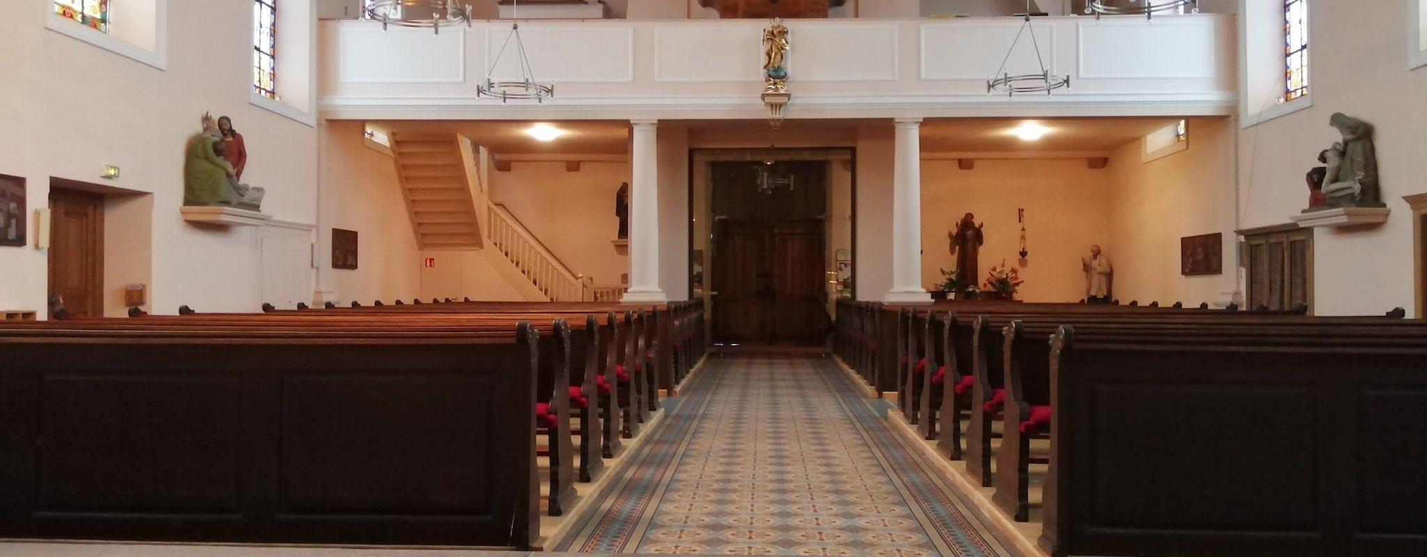 Messes basses sous coronavirus, journal d'un curé de campagne