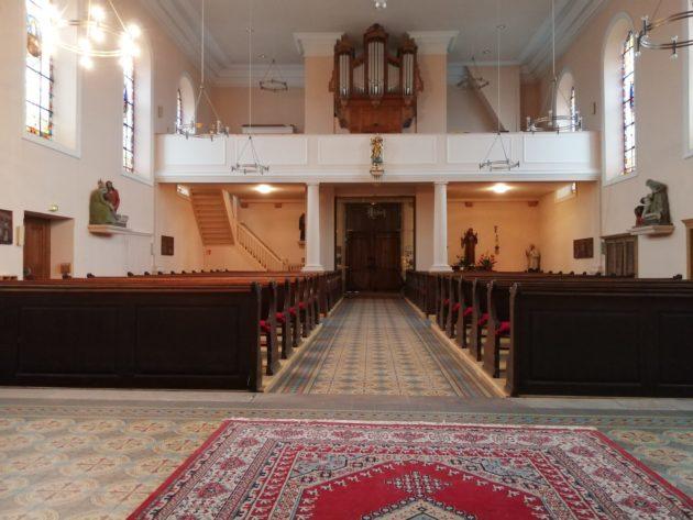 Dans 12 villages du Kochersberg, c'est désormais sans aucune assemblée que se déroulent les messes.