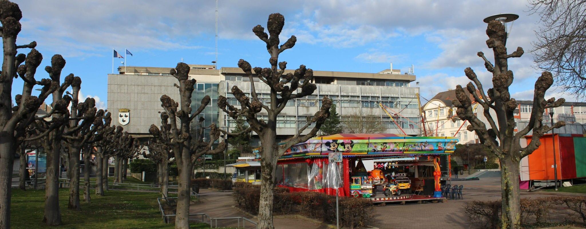 Municipales: Schiltigheim cherche sa voie de tram