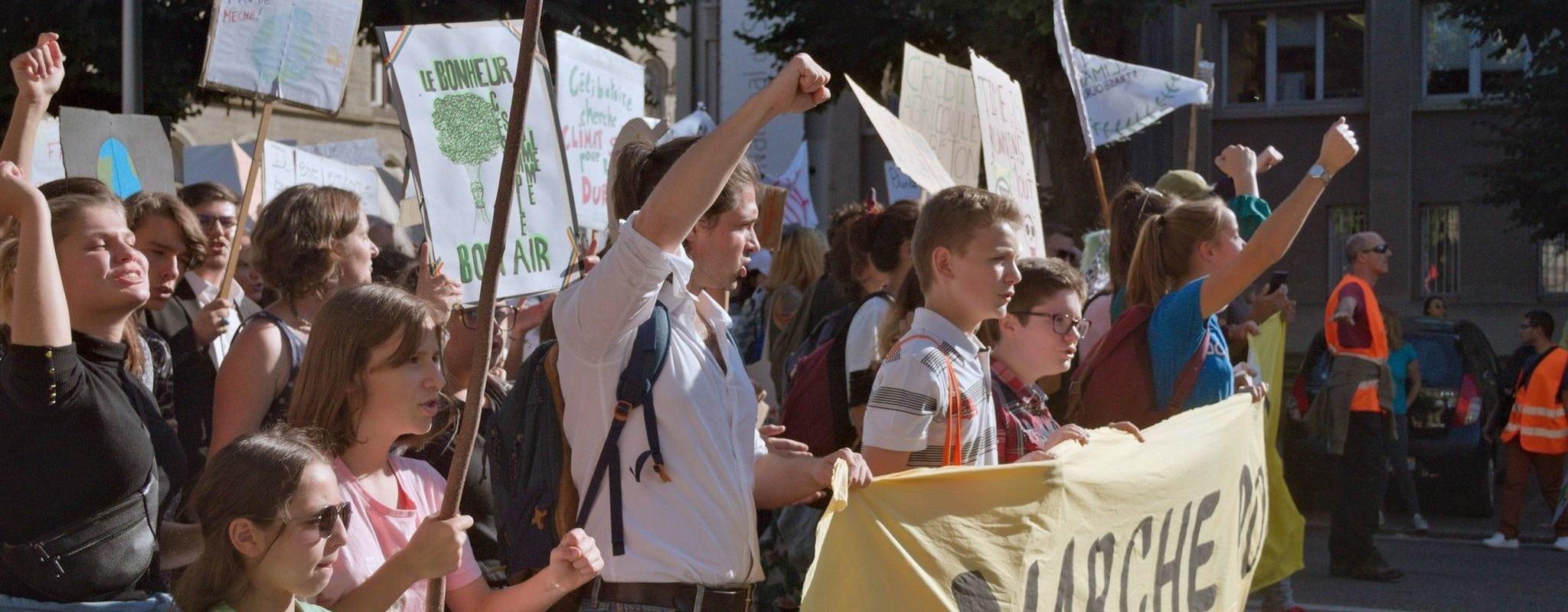Les marches, concerts, et ateliers «pour le Climat» de samedi sont annulés