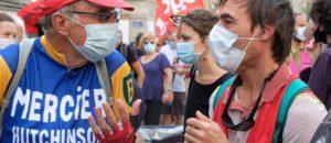 Reconfinement: Extension du port obligatoire du masque et poubelles à sortir
