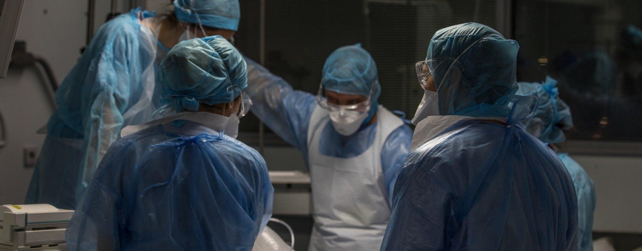 En Alsace, le personnel soignant craint une deuxième vague «tout aussi catastrophique»