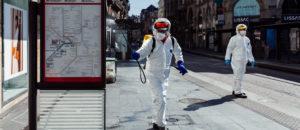 La désinfection des arrêts de tram, dangereuse pour l'environnement et quasi-inutile contre le coronavirus