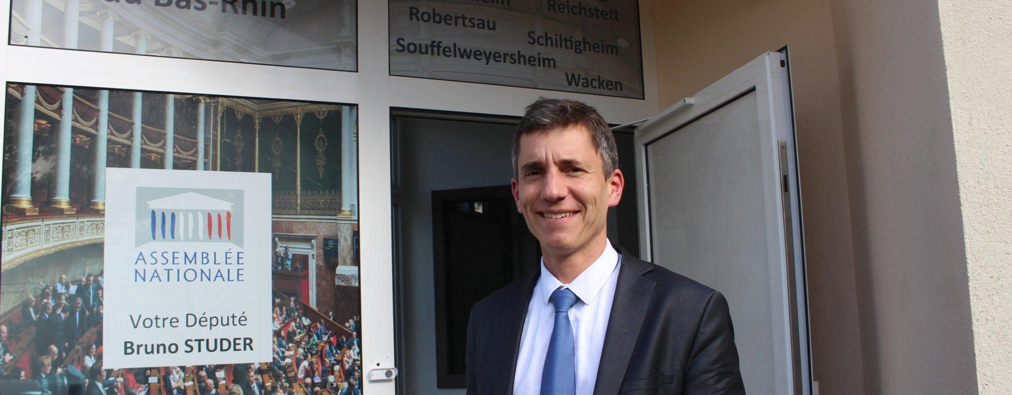 Bruno Studer: «L'école ne peut pas déménager sur internet»