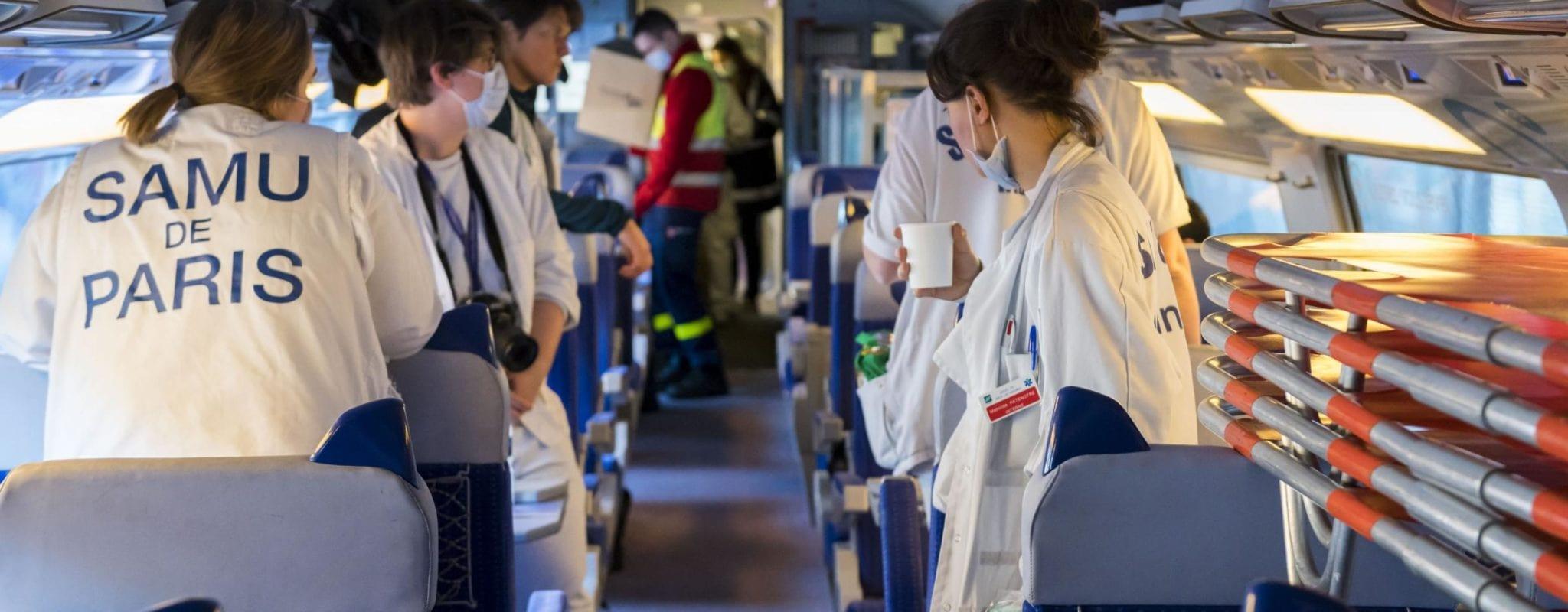 Strasbourg craint une concurrence des transferts sanitaires entre les villes