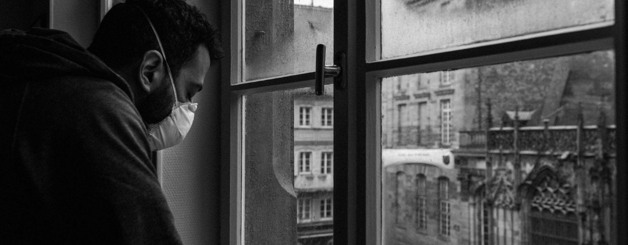 «Après le confinement, j'angoisse de ne pas réussir à reprendre une vie normale»