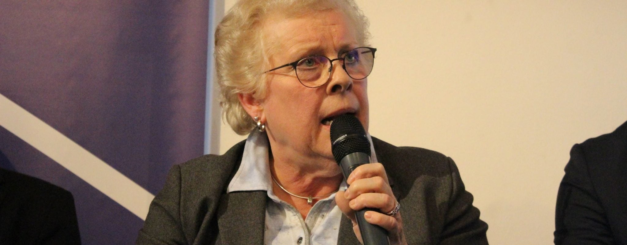 Les candidats et «l'Après»: Catherine Trautmann veut «prendre soin»