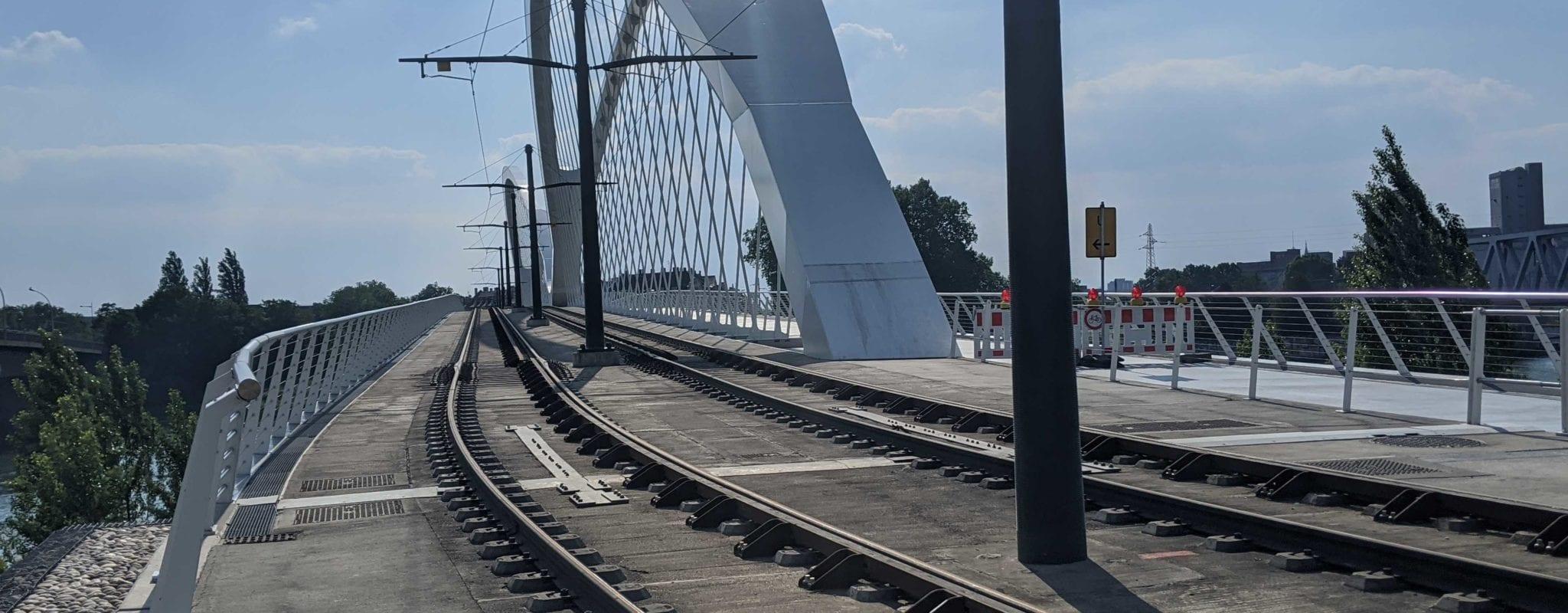 Le tramway de Strasbourg autorisé à retourner à Kehl