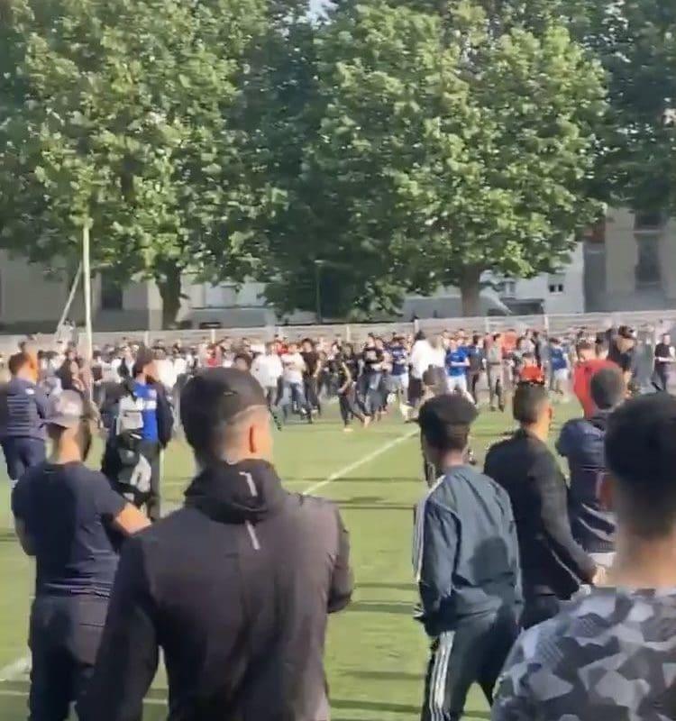 400 personnes à un match de foot illégal: «on aurait dû être 20 ou 30»