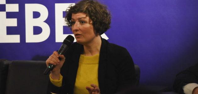 Les candidats et «l'Après»: pour Jeanne Barseghian, «nos modes de vie» sont à l'origine de la crise