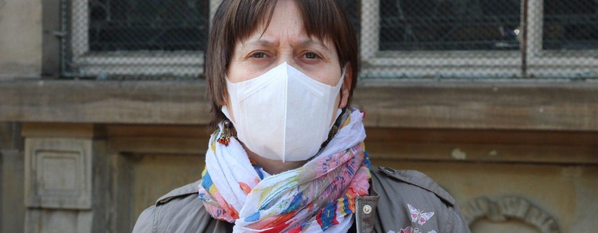 Après le couvre-feu, les Mulhousiens découvrent amers leurs masques municipaux