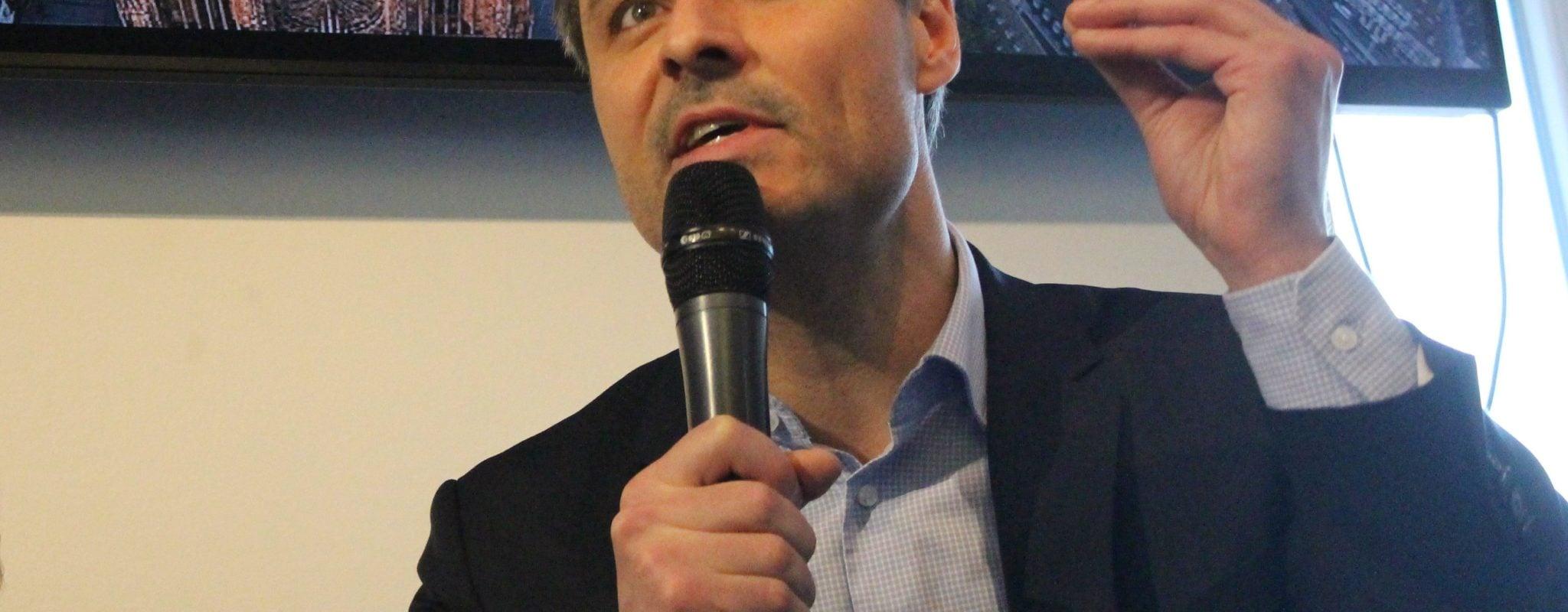 Les candidats et «l'Après»: Jean-Philippe Vetter veut être le maire «de la relance économique»