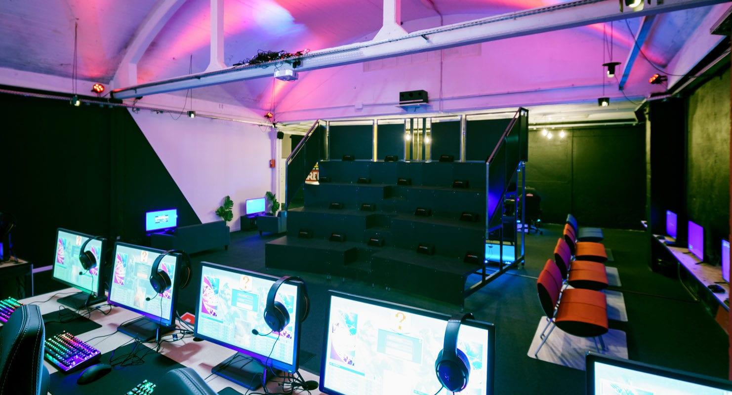 L'Alsace esport arena, première salle pour la compétition de jeux vidéo à Strasbourg