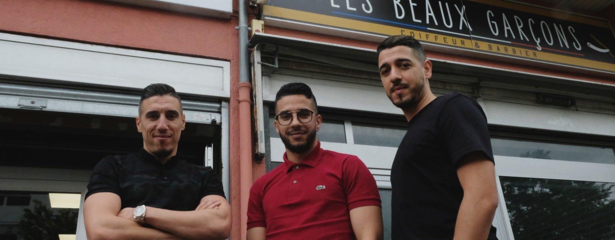 Coiffeur, restaurant, local associatif… Les frères El Jadeyaoui font du bien à l'Elsau