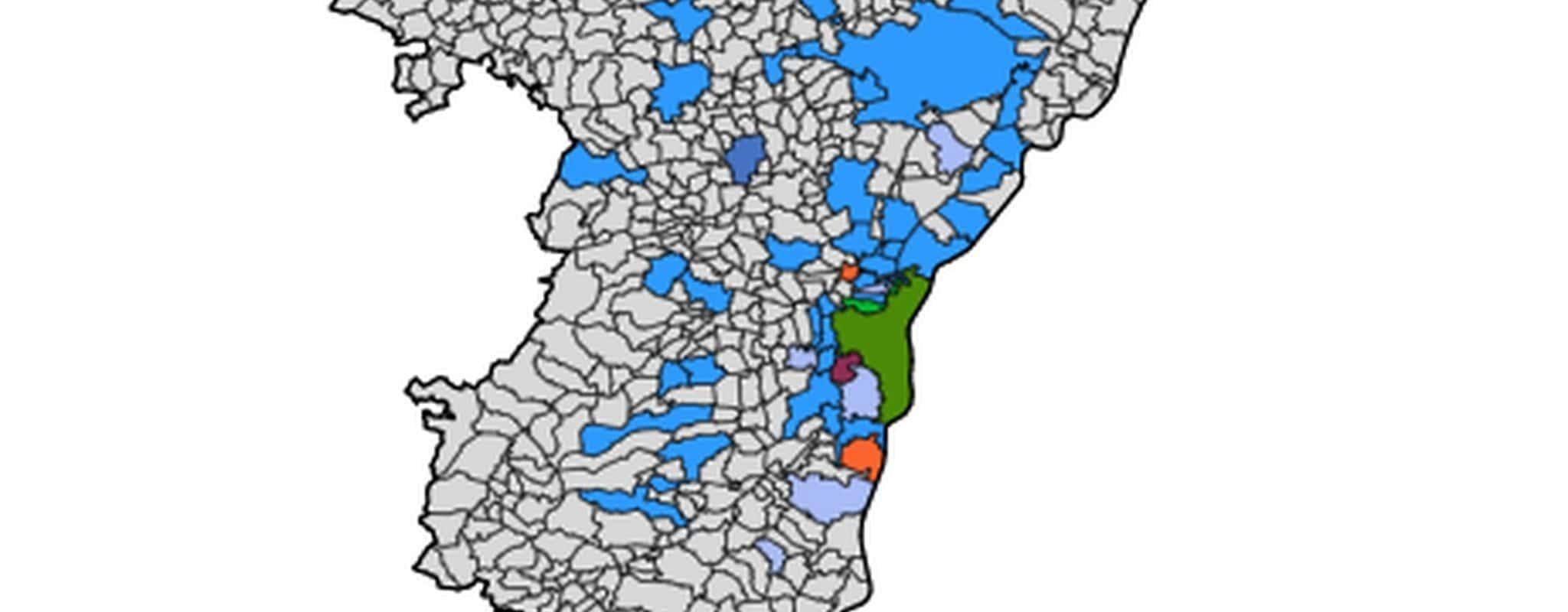 Municipales : tous les résultats en Alsace