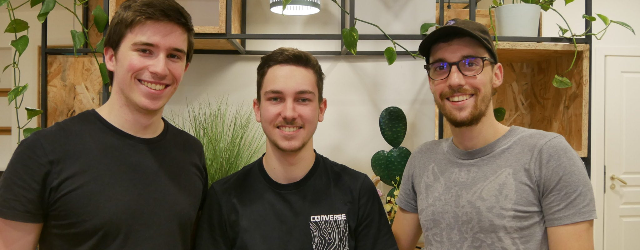 Trois jeunes veulent recycler le plastique pour nourrir les imprimantes 3D