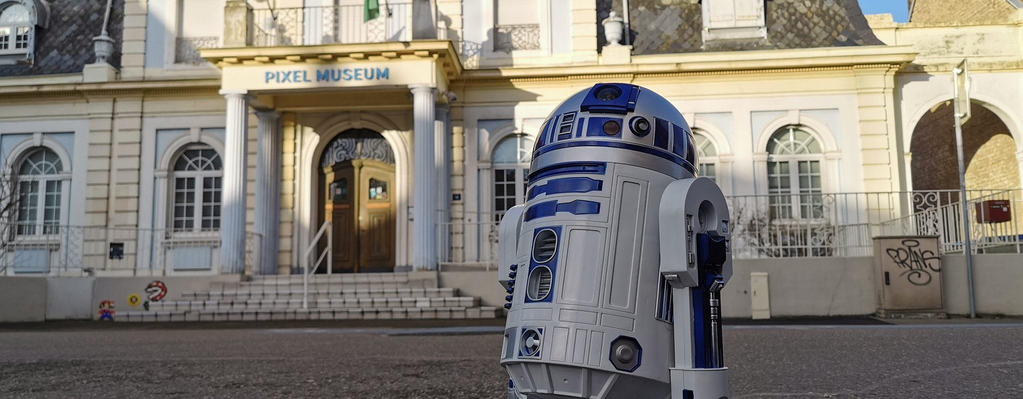 À Schiltigheim, la municipalité lâche le Pixel Museum