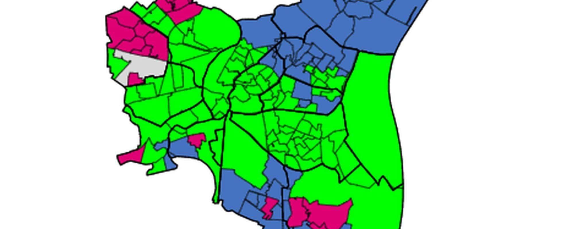 Municipales : 41,71% pour Jeanne Barseghian