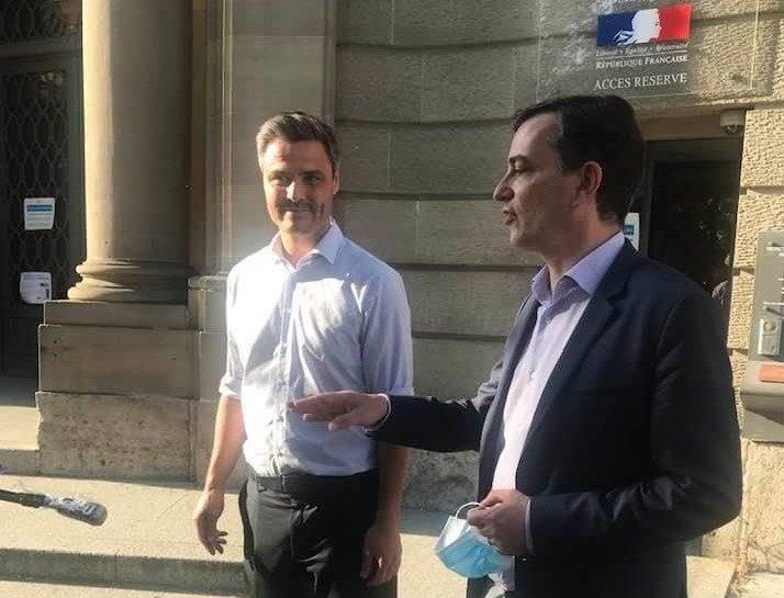 Municipales: accord de dernière minute Fontanel / Vetter, face aux écologistes et au PS