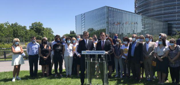 Conseil municipal: «Unis pour Strasbourg» forme deux groupes d'opposition