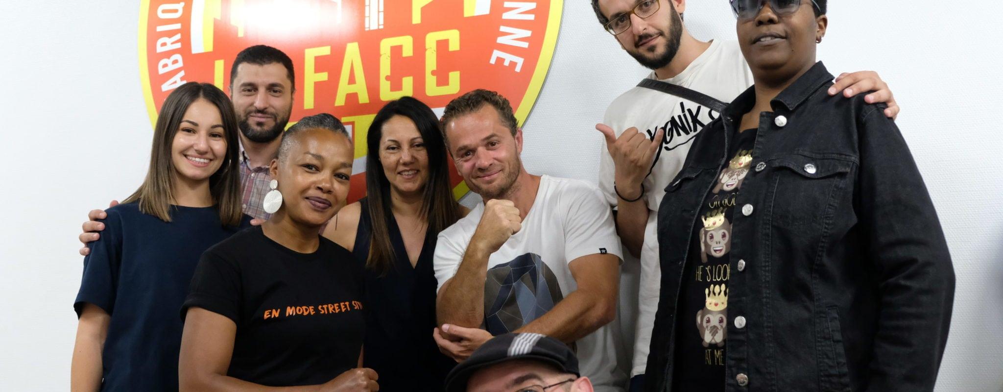 Breakdance, entrepreneuriat, studios d'enregistrement… La FACC se concrétise quartiers Elsau et Meinau