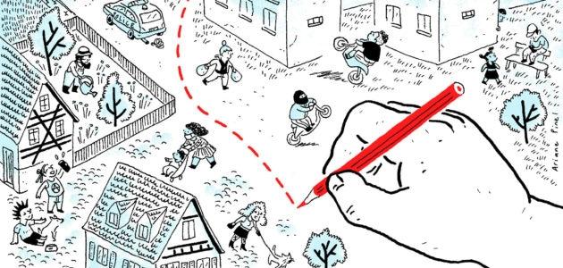 Pour sa série d'été, Rue89 Strasbourg explore les frontières invisibles de notre ville